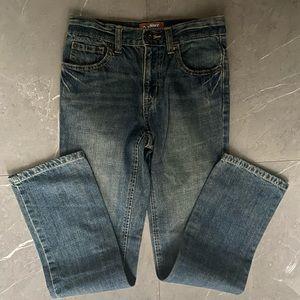 $ drop! Old Navy Boy's skinny slim jeans,